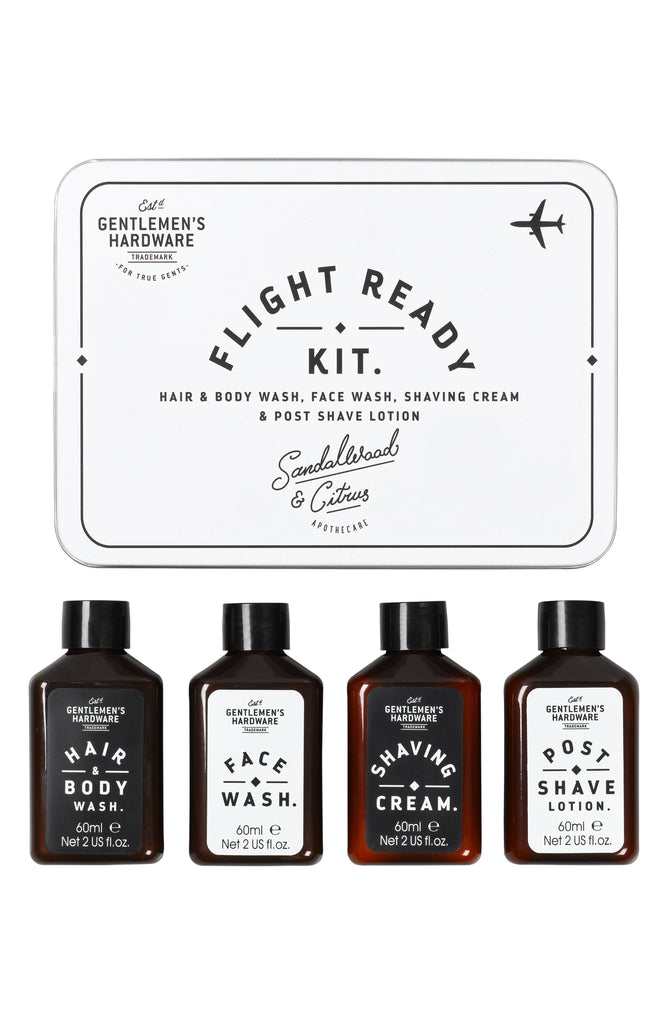 Flight Ready Travel Kit - The Persnickety Bride