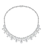 Grace Pear Statement Necklace - The Persnickety Bride