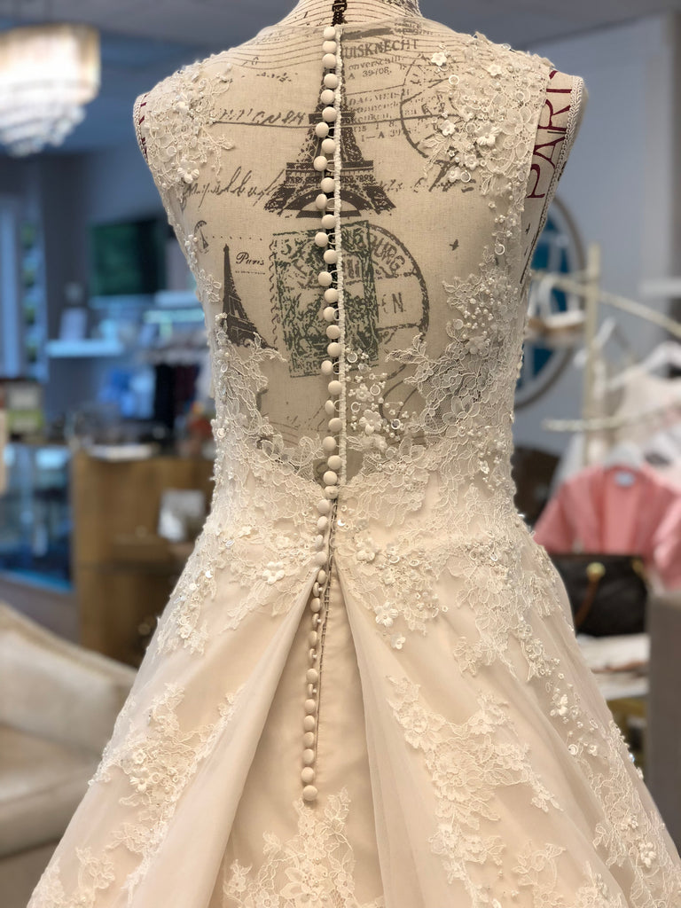 Justin Alexander Style 8965 - The Persnickety Bride