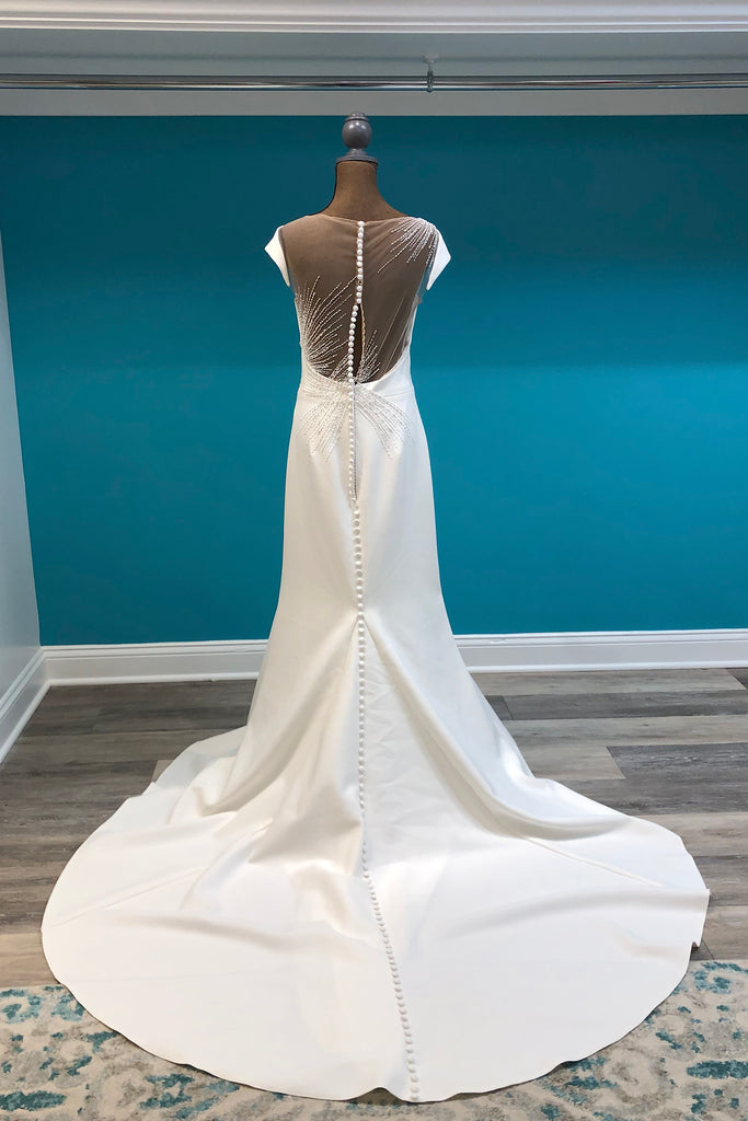 Justin Alexander Signature Style 99000 - The Persnickety Bride