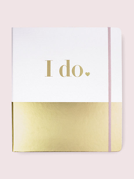 Kate Spade New York I Do Bridal Planner - The Persnickety Bride