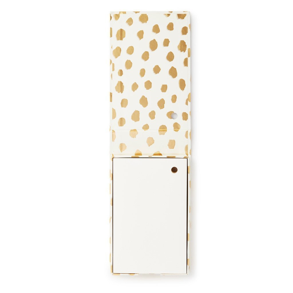 Kate Spade New York Flamingo Dot Note Holder - The Persnickety Bride