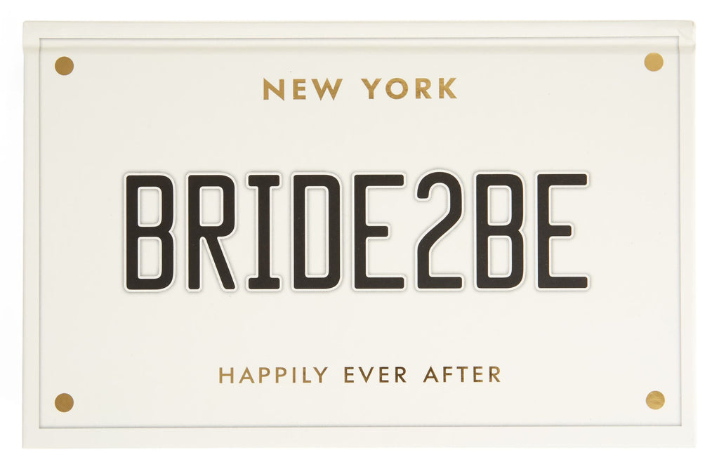 Kate Spade New York Bride 2 Be Notebook - The Persnickety Bride