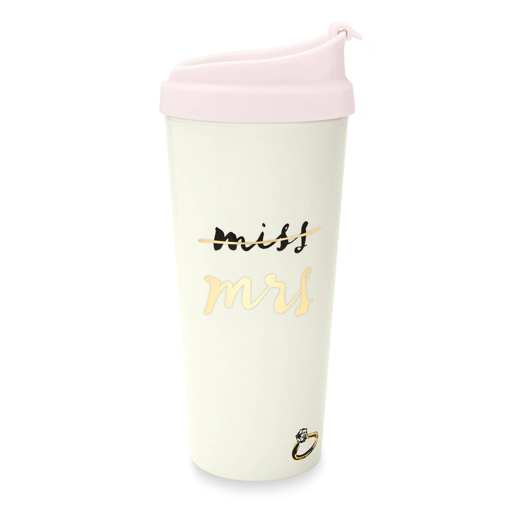 Kate Spade New York Miss to Mrs. Thermal Mug - The Persnickety Bride