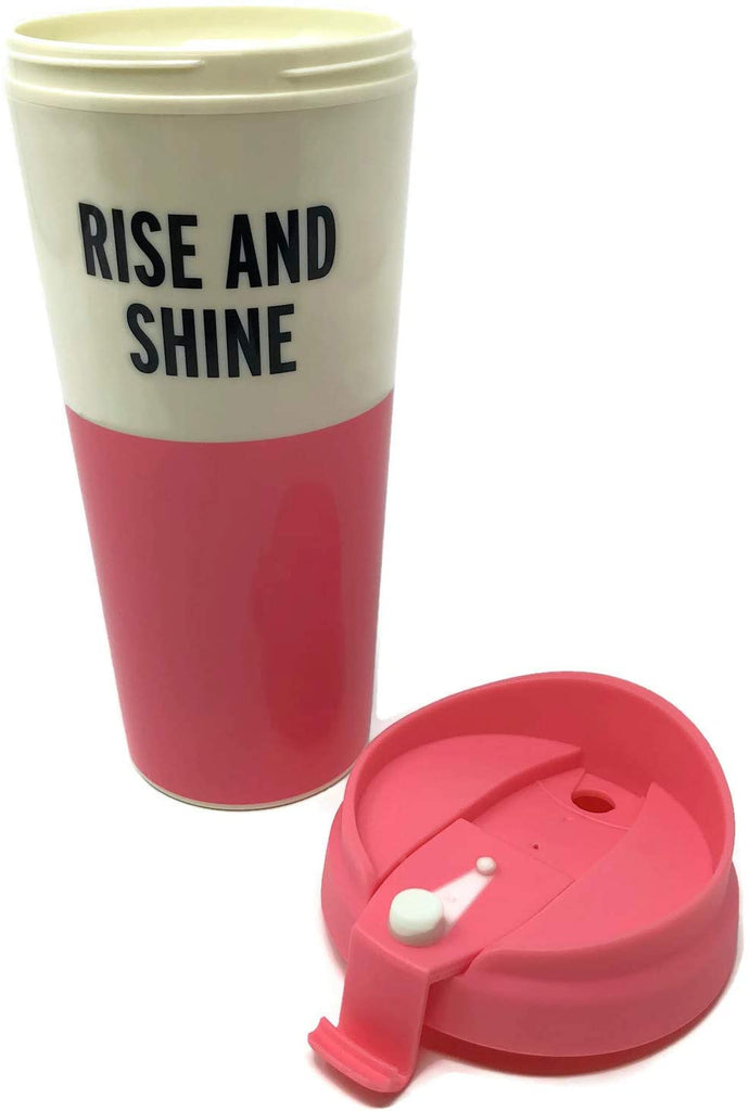 Kate Spade New York Rise and Shine Thermal Mug - The Persnickety Bride