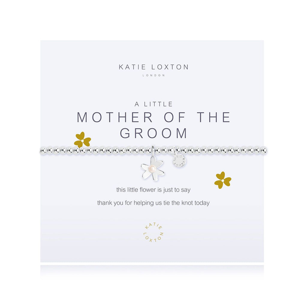 Katie Loxton MOTHER OF THE GROOM BRACELET - The Persnickety Bride