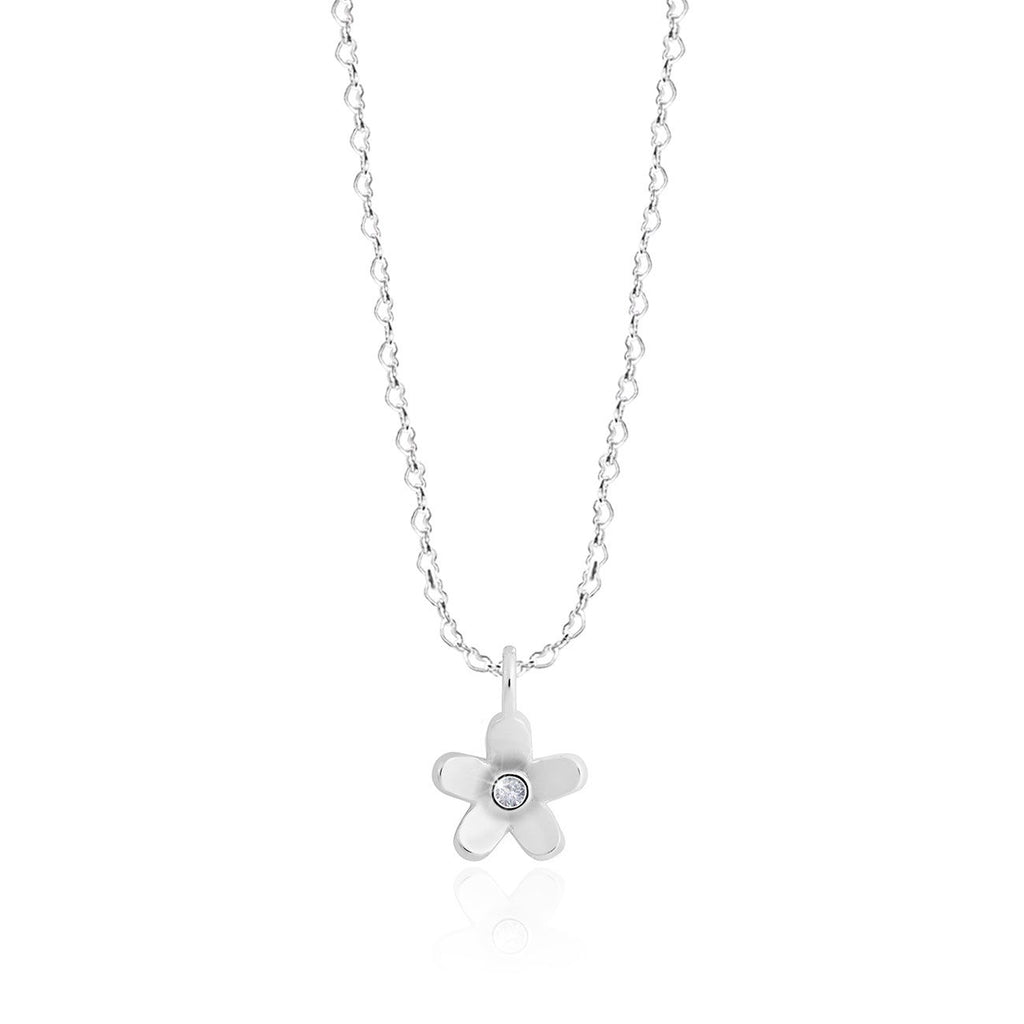 Katie Loxton SPECIAL DAY FLOWER GIRL NECKLACE - The Persnickety Bride