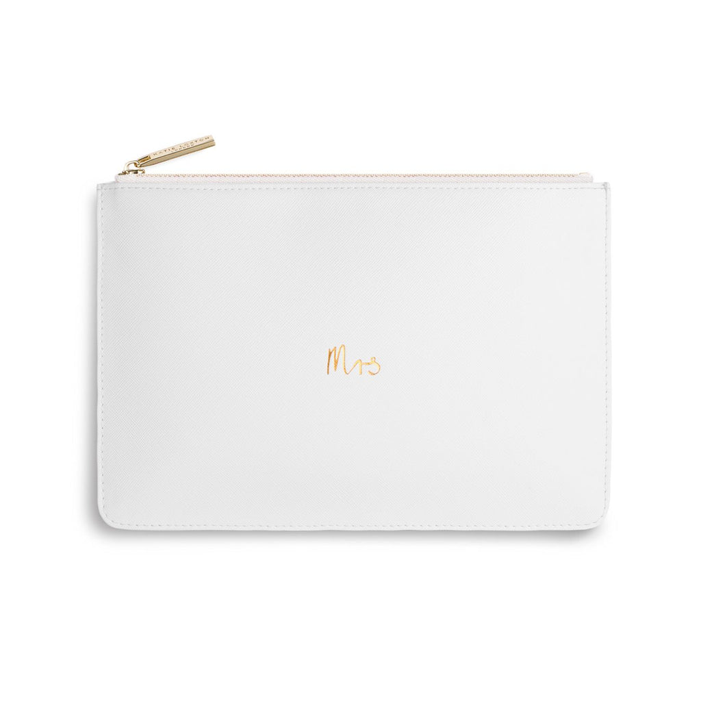 Katie Loxton MRS PERFECT POUCH - The Persnickety Bride