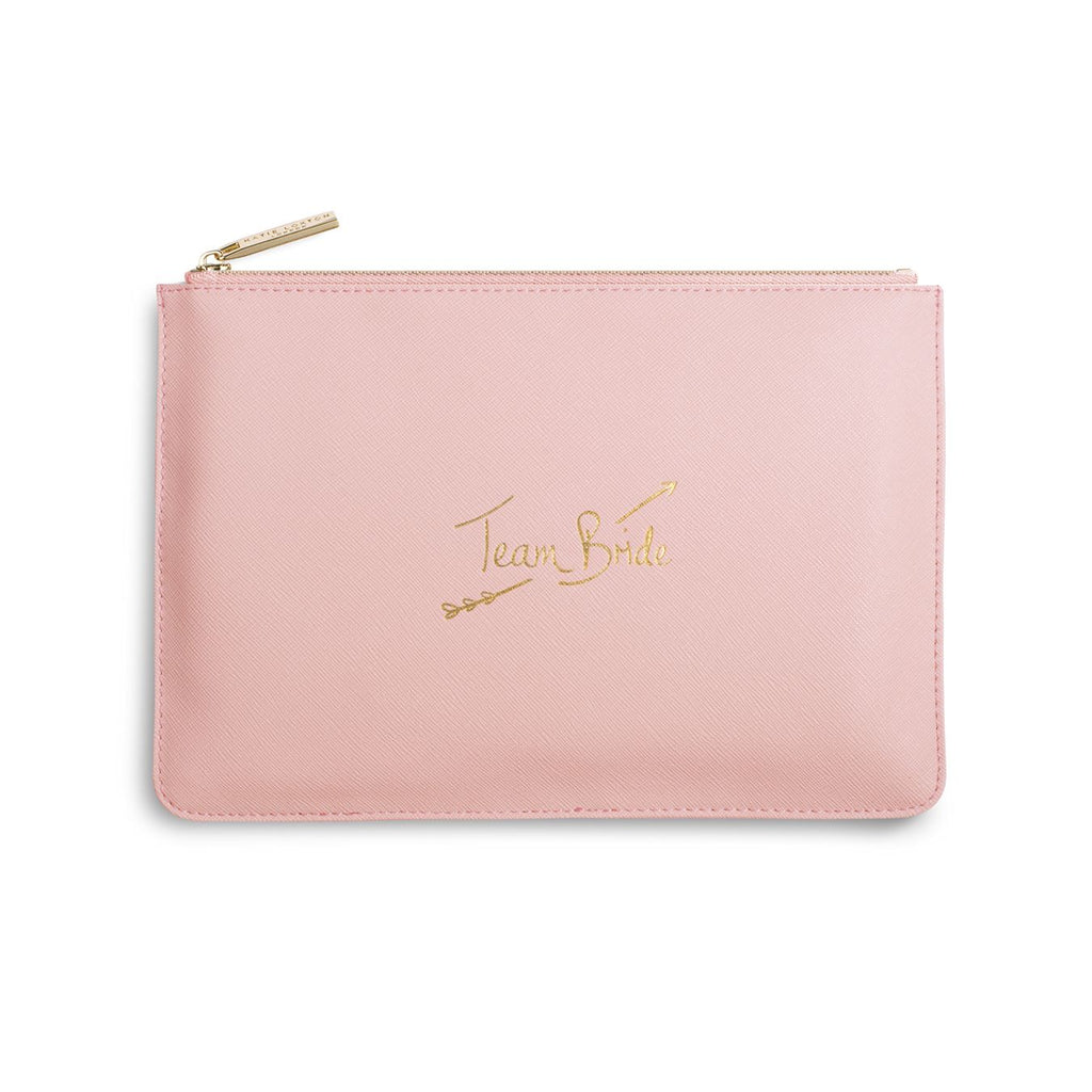 Katie Loxton TEAM BRIDE PERFECT POUCH - The Persnickety Bride