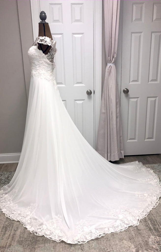 Lillian West Style 66037 - The Persnickety Bride