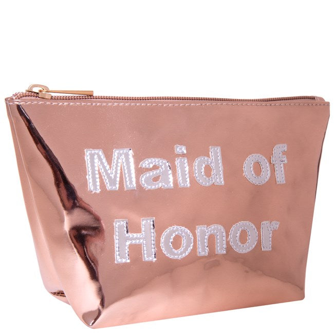 Maid of Honor Cosmetic Bag - The Persnickety Bride