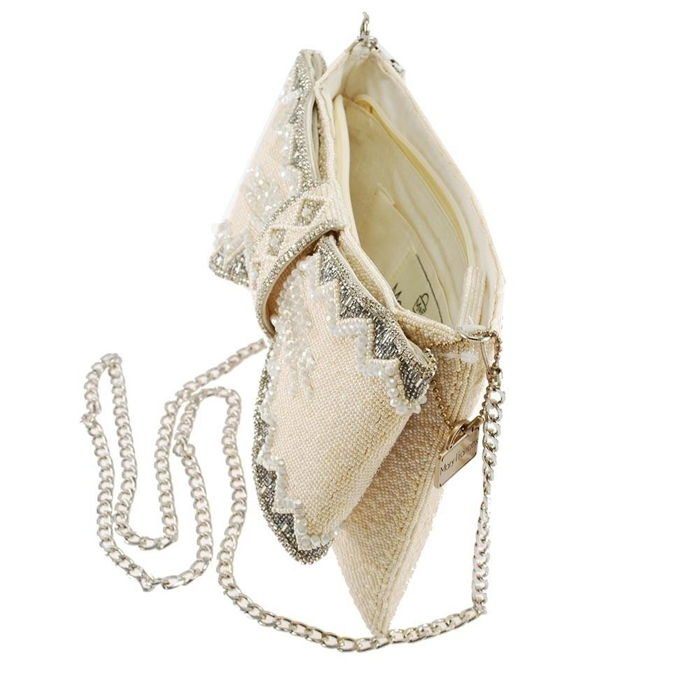 Bowed Over Bow Bridal Handbag - The Persnickety Bride