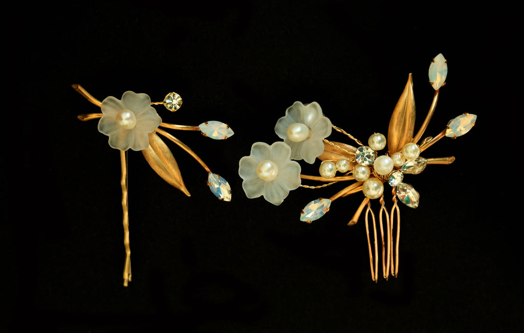 Irime Hair Pin Set - The Persnickety Bride