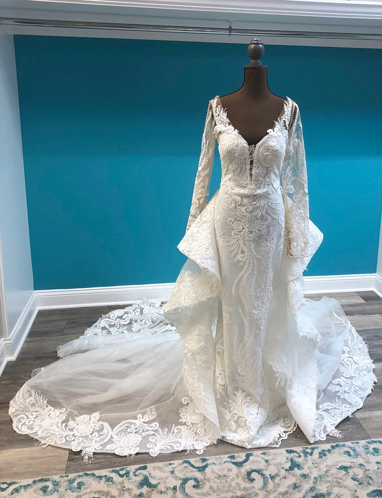 Atelier Pronovias Style HEVEA - The Persnickety Bride