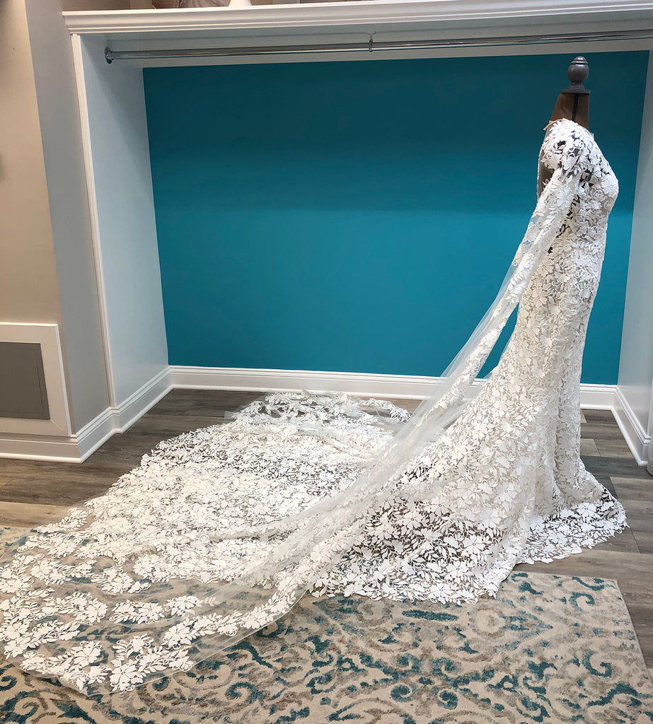 Atelier Pronovias Style HIMALAYA - The Persnickety Bride