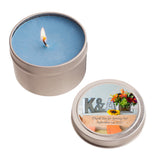 2 oz. Round Tin Candle Favors