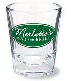 1.75 oz Clear Shot Glass