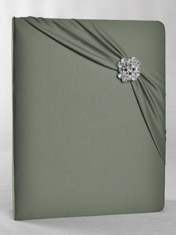 Garbo in Satin Memory Book - The Persnickety Bride