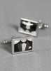 Wedding Cufflinks - The Persnickety Bride