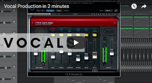 Vocal Production in 2 minutes (Quick Workflow Video)