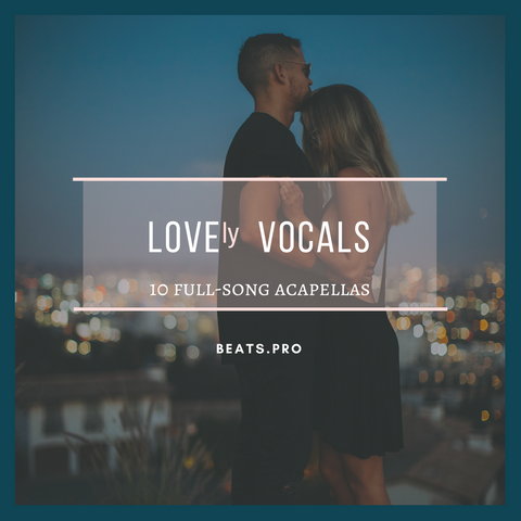 Lovely Vocals - Sample Pack