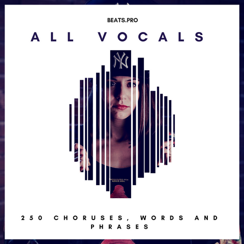 All Vocals - Sample Pack