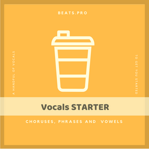 Vocals Starter - Sample Pack