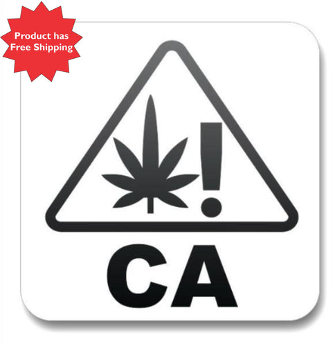 CA Universal Product Symbol 5000 Count - California state compliant label - MSN Packaging LLC
