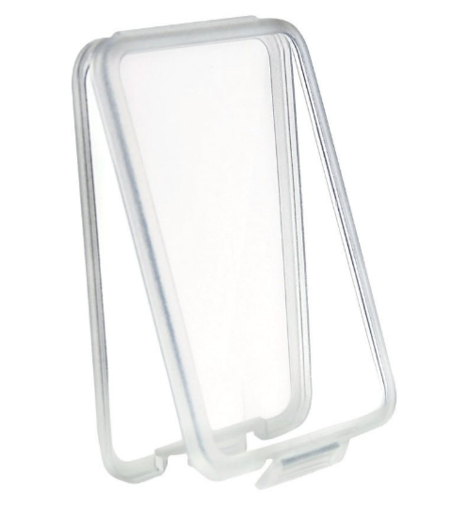 Shatter Container - 4.5mm - Clear Slim - 2,000 Count - MSN Packaging LLC