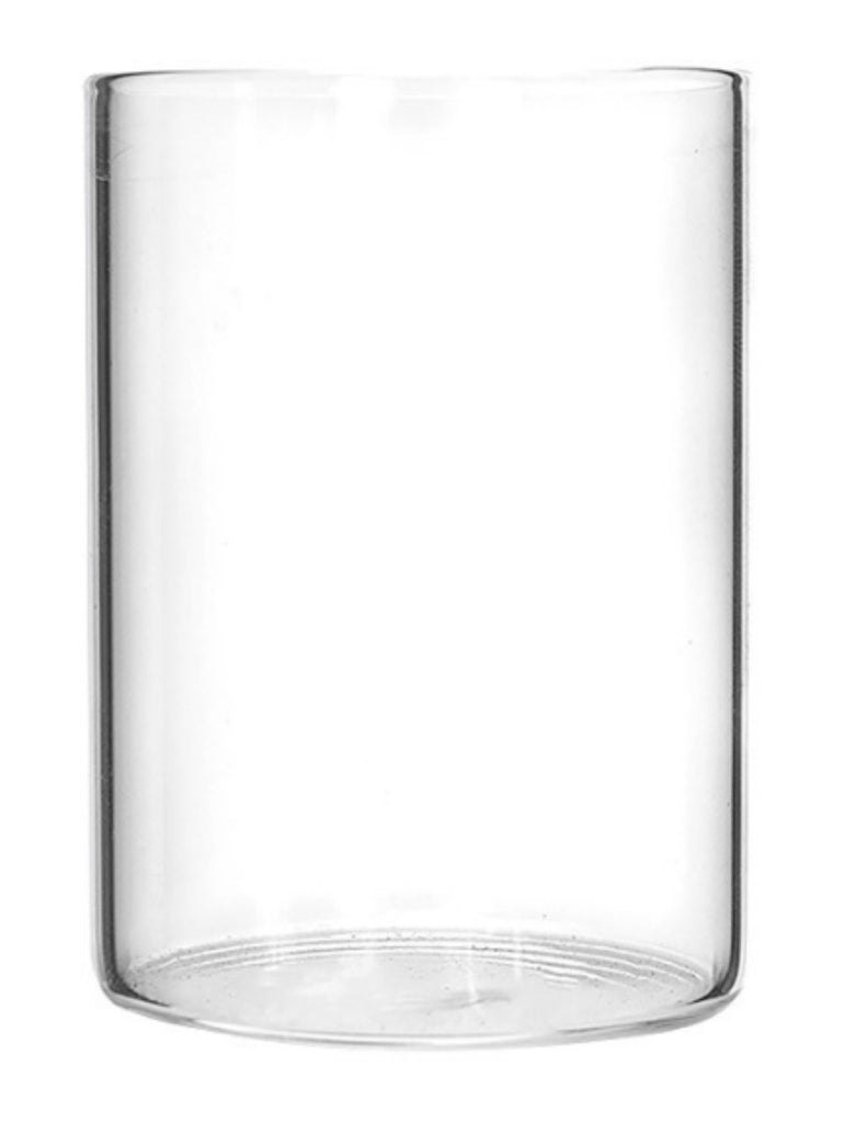 Classic Glass Wooded Lid Jars - 200 Count - 2 oz - MSN Packaging LLC