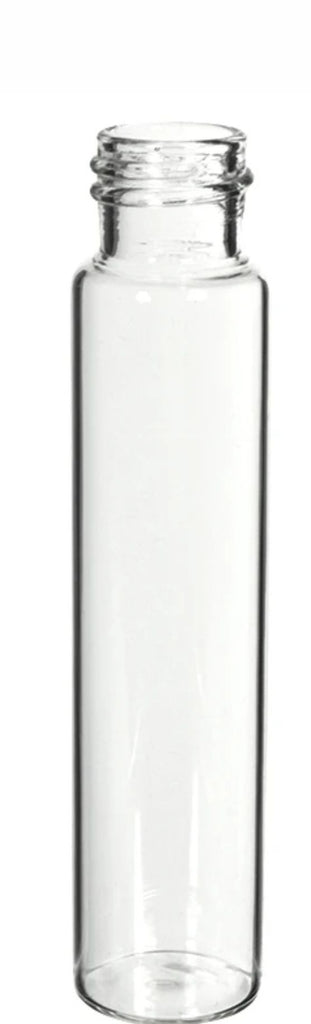 Child Resistant Certified Lids and Glass Pre-Rolled Container - 102mm x 22mm - MSN Packaging LLC