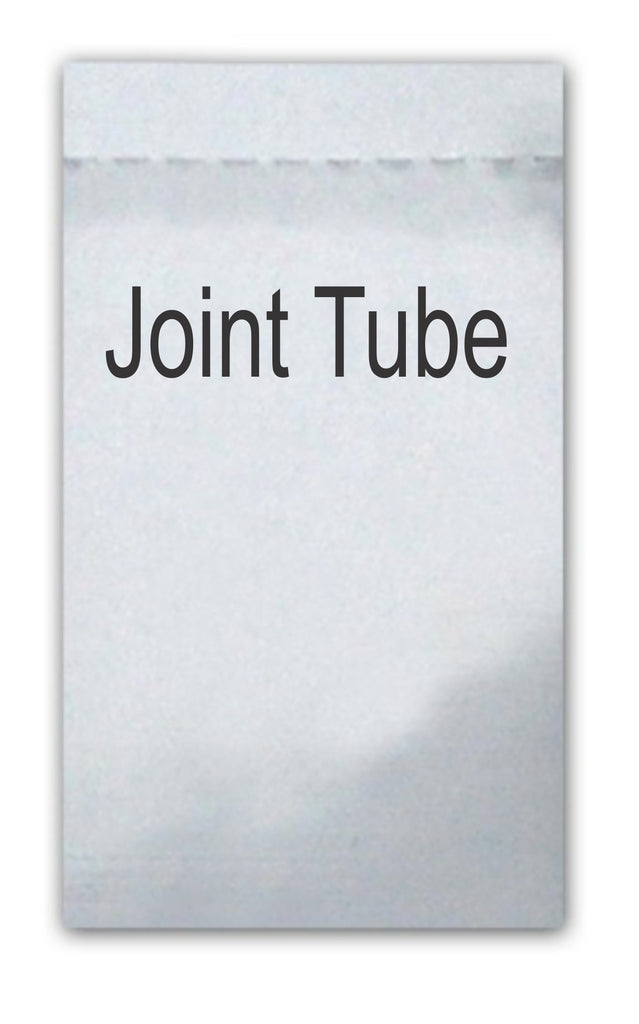 Shrink Wrap Bands Joint Tubes and Blunt Tube Shrink Wrap - 4,000 Count - MSN Packaging LLC