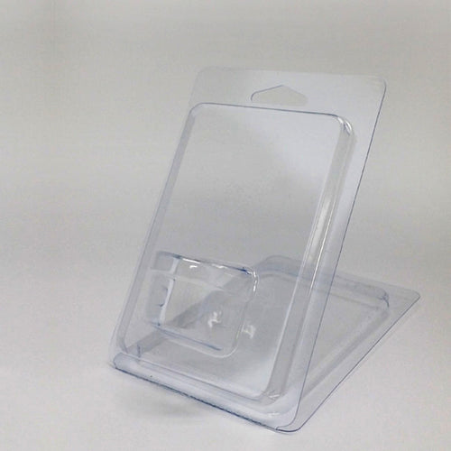 Blister Clam Shell Hanging for 6ML Glass Container- 1000 Count - MSN Packaging LLC