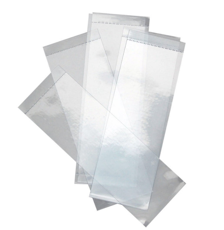Shrink Wrap Bands - Set of 3 Sizes- 20/30 Dram, 30/60 Dram, 40/60 Dram -3000 units - MSN Packaging LLC