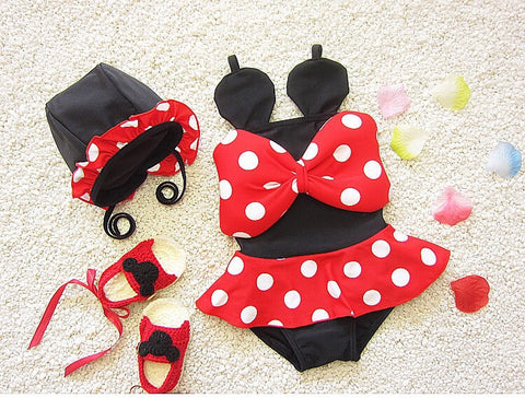 Baby Minnie One-piece