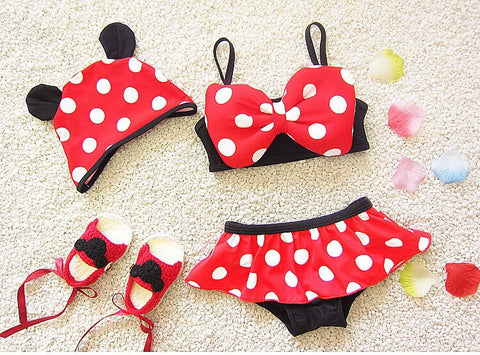 Baby Minnie Tankini