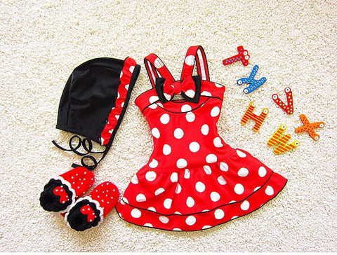 Baby Minnie Swimdress