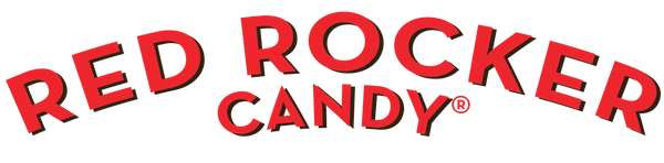 Red Rocker Candy