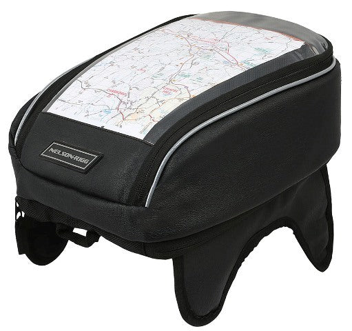 Harley Davidson Metal Tank Magnetic Journey Highway Cruiser Tank Bag Map Pocket