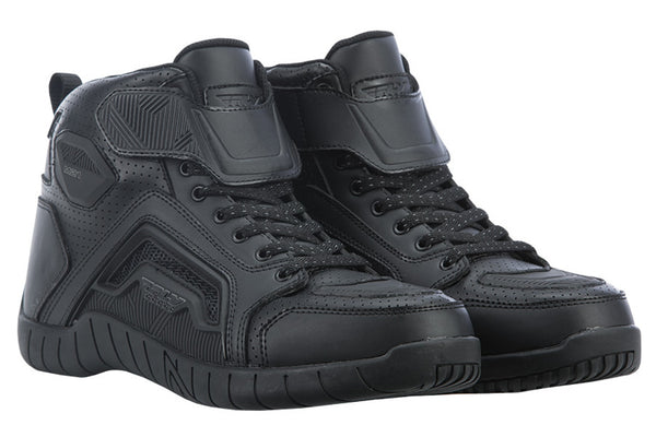 Men's Motorcycle Riding M21 Shoe Casual Boot Tennis Shoes Black U.S. Sizes 7-13