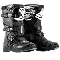Motocross MX Dirt Bike Maverick Youth Size Riding Boots Fly Racing Boot Youth Sizes 1-5