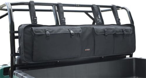 RTV UTV Double GUN or RIFLE CARRIER Dry Storage for up to 2 Rifles Black NEW