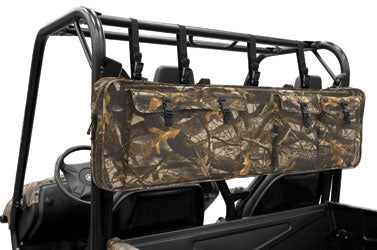 Polaris Ranger Yamaha Rhino UTV Hardwood Camo DOUBLE Gun RIFLE CASE Carrier NEW