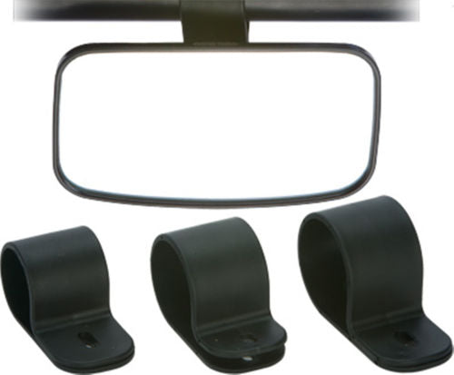 Kawasaki Mule John Deere Gator REAR VIEW MIRROR KIT Easy Install and Use NEW