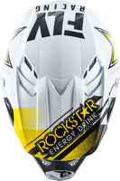 Rockstar Pro MX Fly Racing F2 Carbon Helmet with MIPS Protection XS-2XL NEW