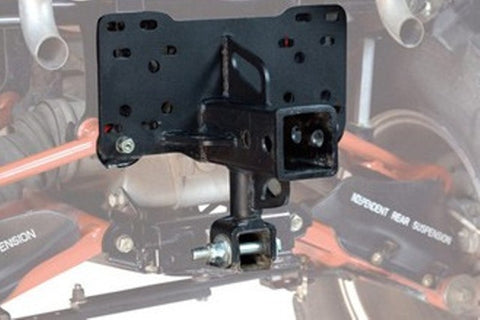 Universal ATV with IRS Independent Rear Suspension 2 Inch Receiver Hitch NEW