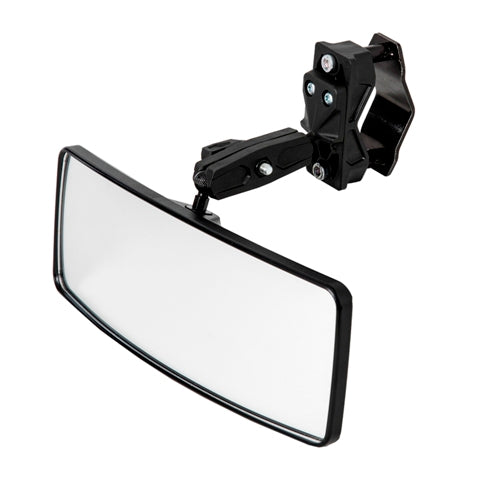 Auto Style Rear View Mirror Easy Install Adjustable For most UTV RTV SxS with Round Roll Bars