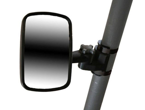 "Polaris Ranger RZR 1½""-2"" Roll Bars UTV Break-Away SIDE Clear VIEW Anti-Vibration MIRROR SET NEW"