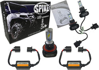 Polaris Ranger RZR General UTV RTV SxS Spike LED Headlight Replacement Kit NEW