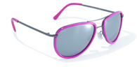 Hot Pink Womens Swag West Coast Fashion Sunglasses UV400 Shatterproof